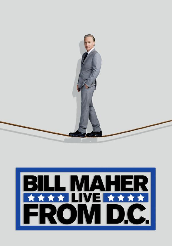 Bill Maher: Živě z Washingtonu DC online