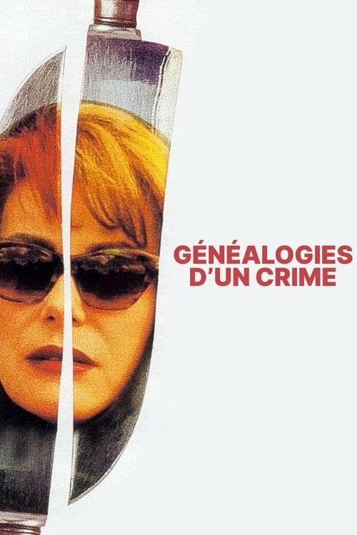 Généalogies d'un crime online