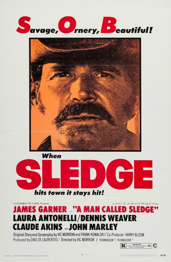 A Man Called Sledge online