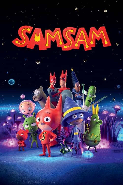 SamSam online