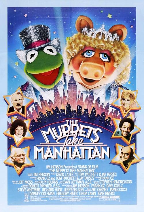 Muppets dobývají Manhattan online