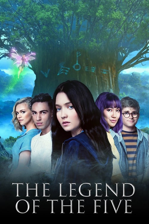 The Legend of The Five online
