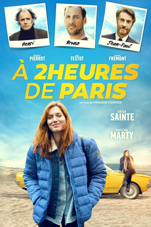 Dvě hodiny od Paříže online