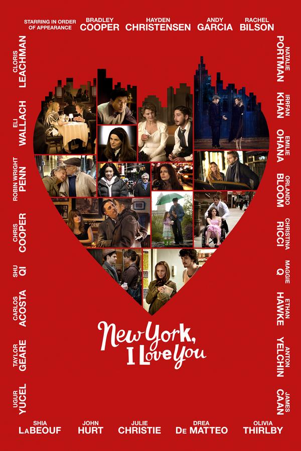 New Yorku, miluji Tě online