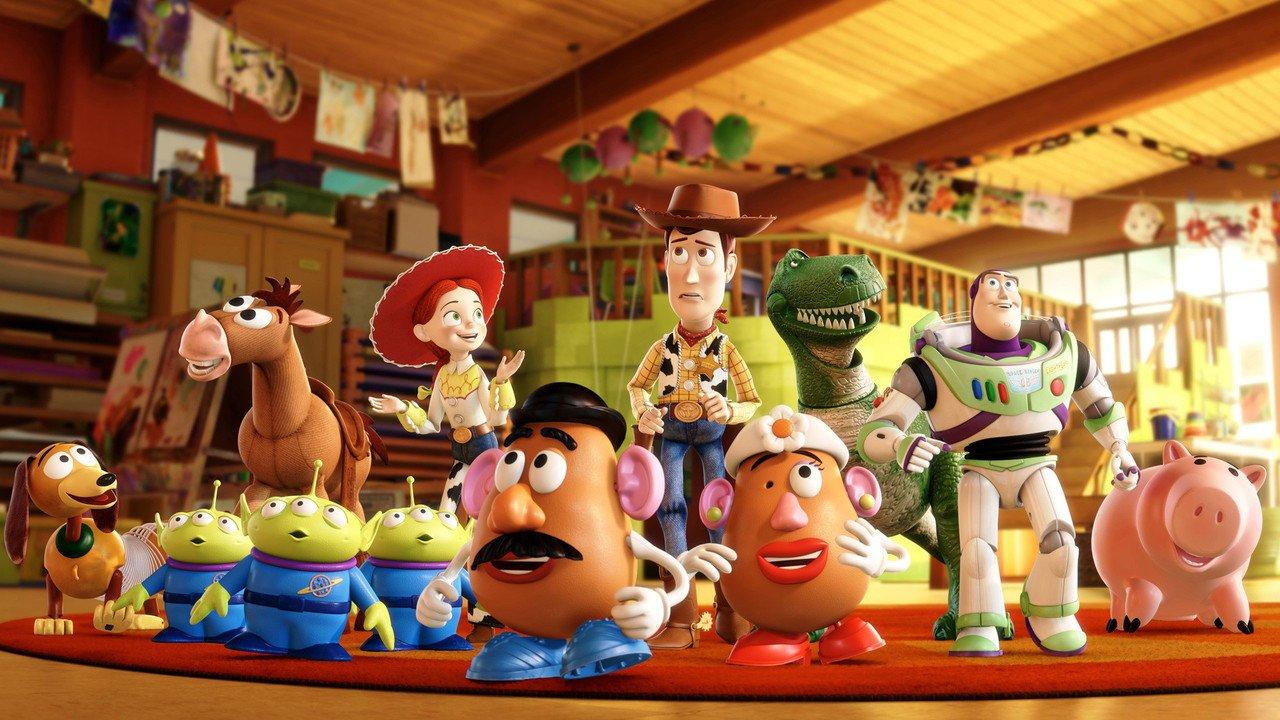 Toy Story 3: Příběh hraček online