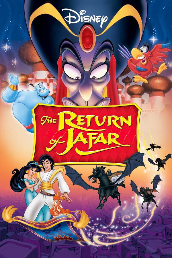 Aladin - Jafarův návrat  online