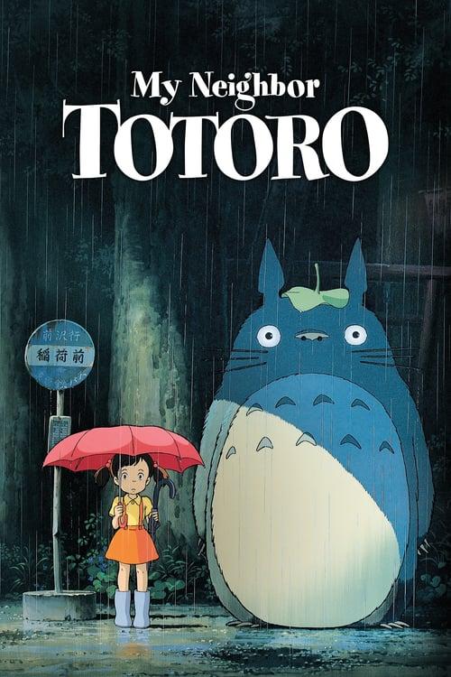 Můj soused Totoro online