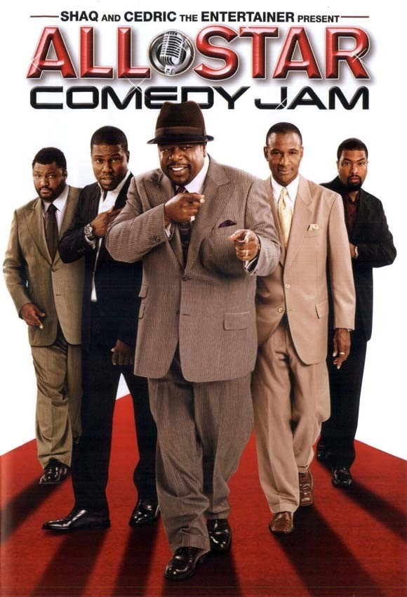 Shaq and Cedric the Entertainer Present All Star Comedy Jam online