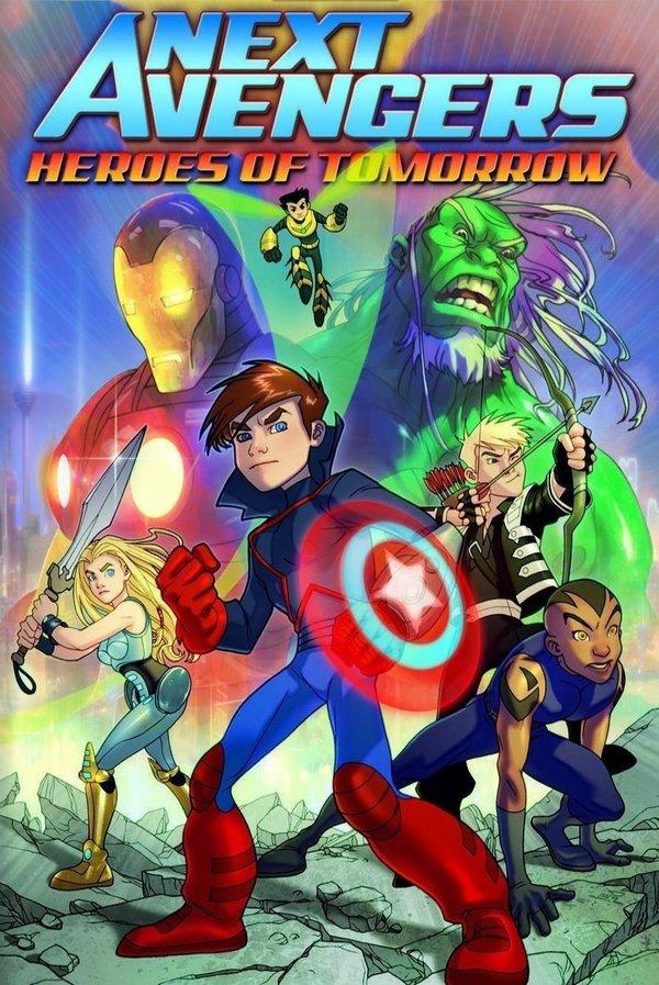 Následníci mstitelů - hrdinové zítřka
