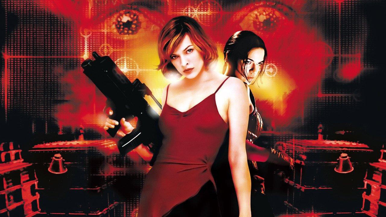Resident Evil - Tržby a návštěvnost