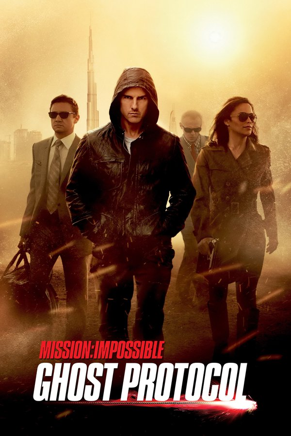 Mission: Impossible - Ghost Protocol online