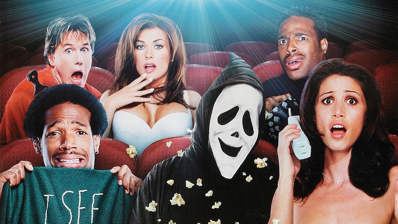 Scary Movie - Děsnej biják online