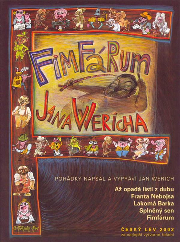 Fimfárum Jana Wericha - Tržby a návštěvnost