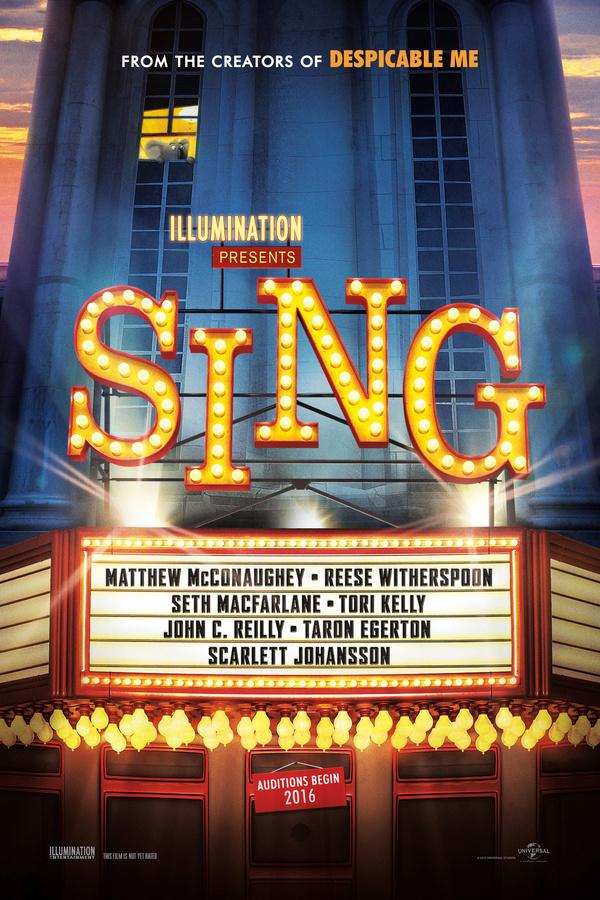 Zpívej - Tržby a návštěvnost