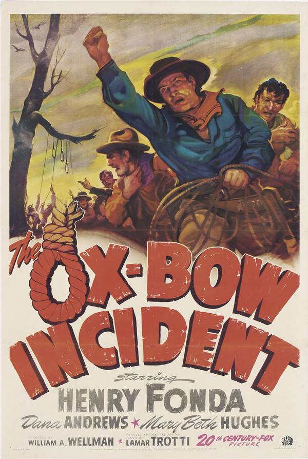 The Ox-Bow Incident online