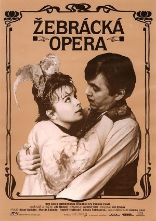 Žebrácká opera online
