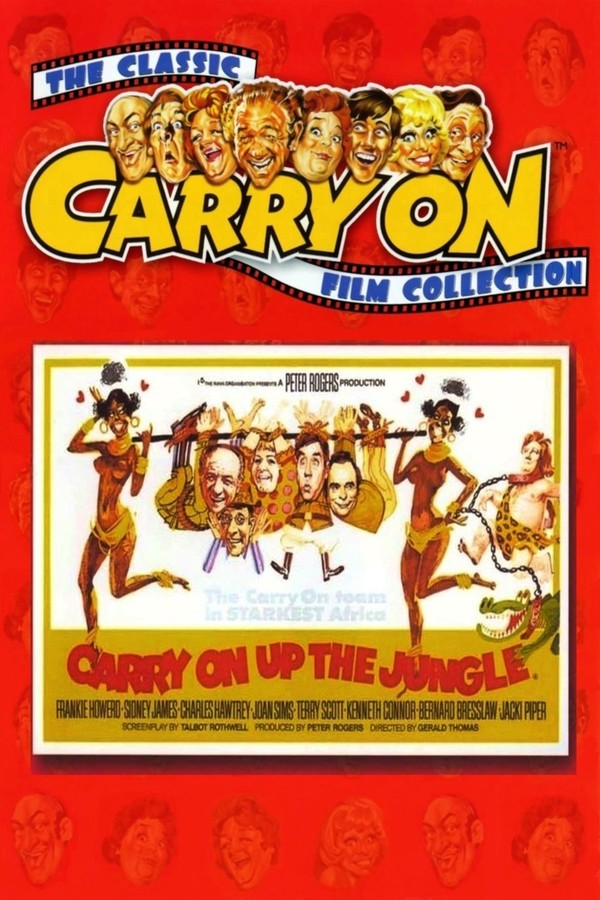 Carry On Up the Jungle online