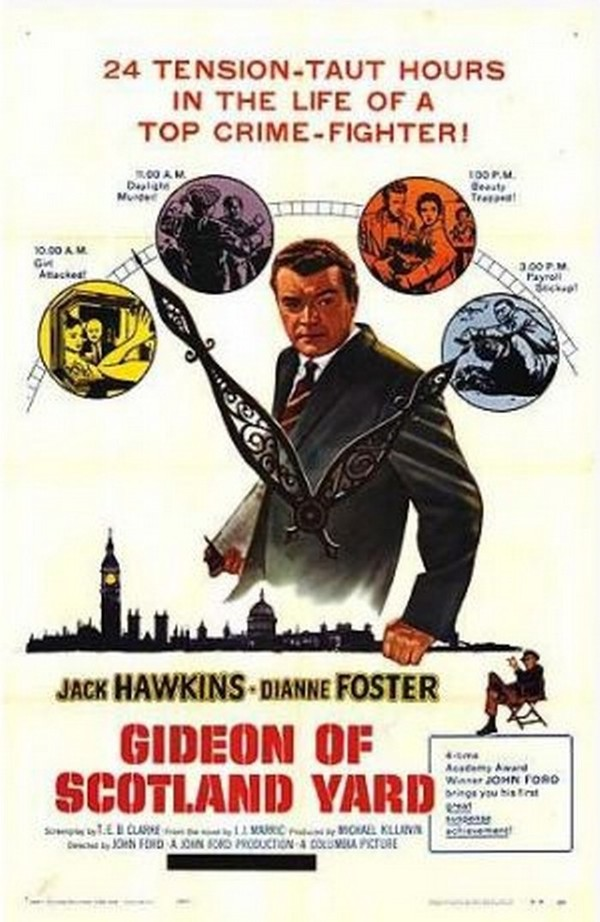 Gideon Of Scotland Yard online