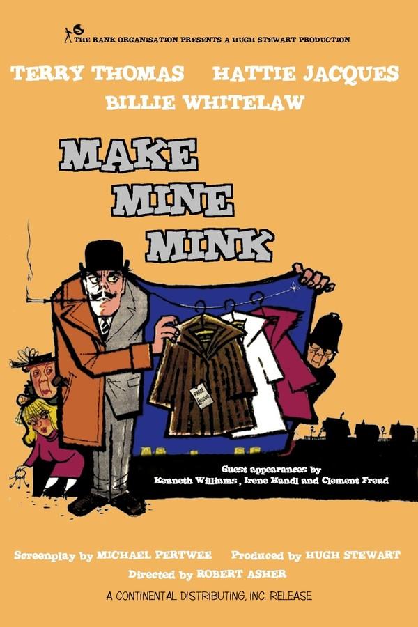 Make Mine Mink online