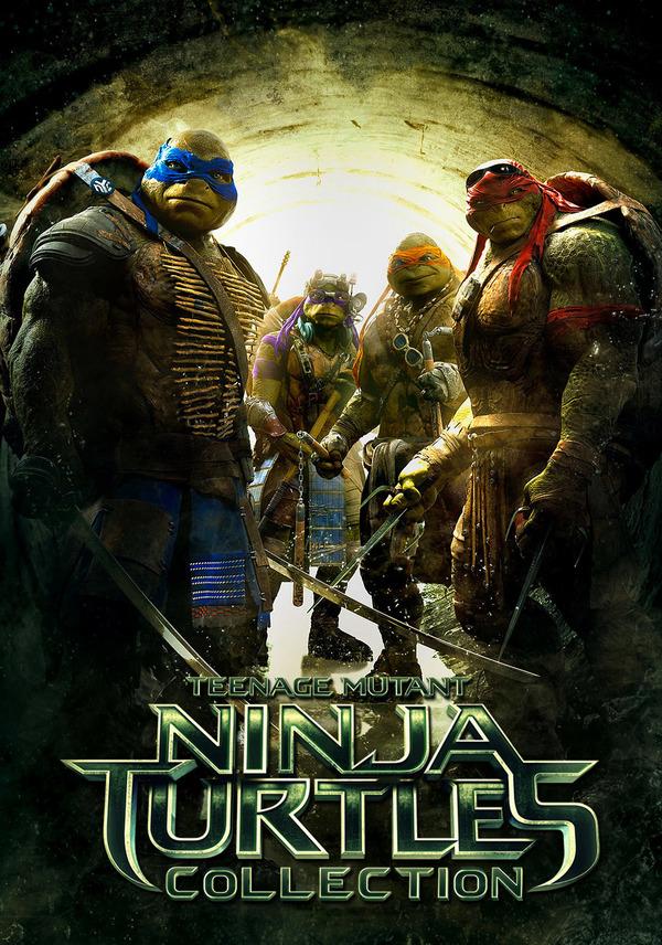 Želvy Ninja online