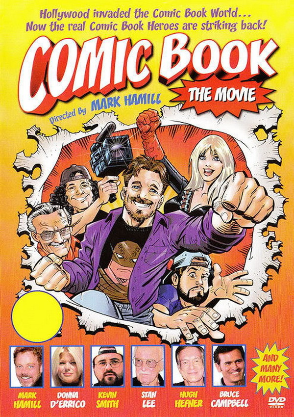 Comic Book: The Movie online