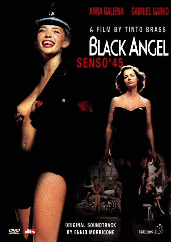 Černý anděl online