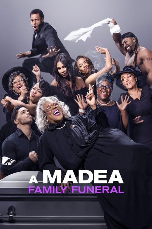 A Madea Family Funeral - Tržby a návštěvnost