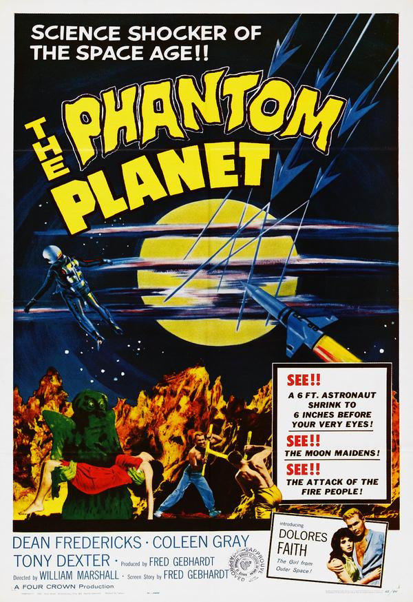 The Phantom Planet online