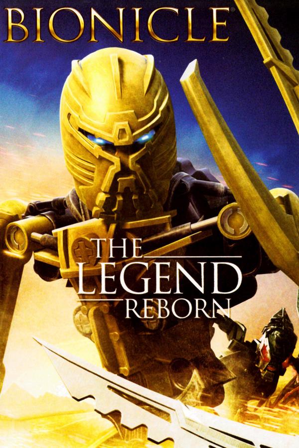 Bionicle: Zrození Legendy online