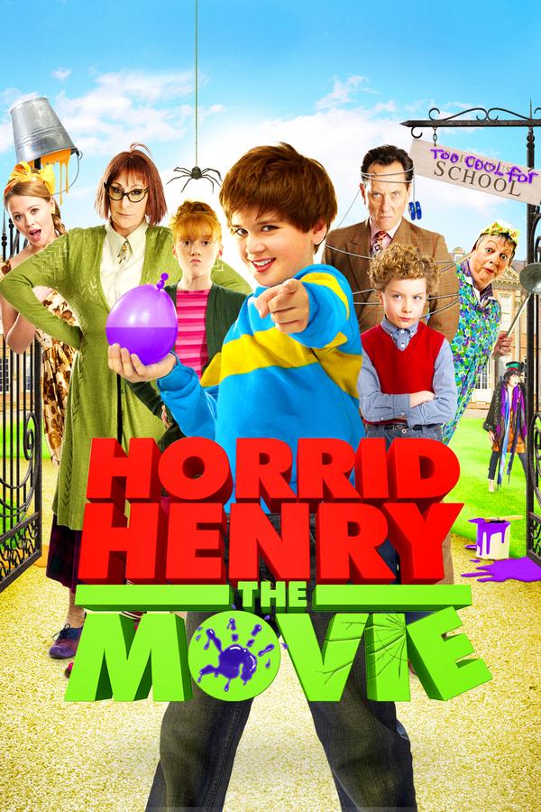 Horrid Henry: The Movie online