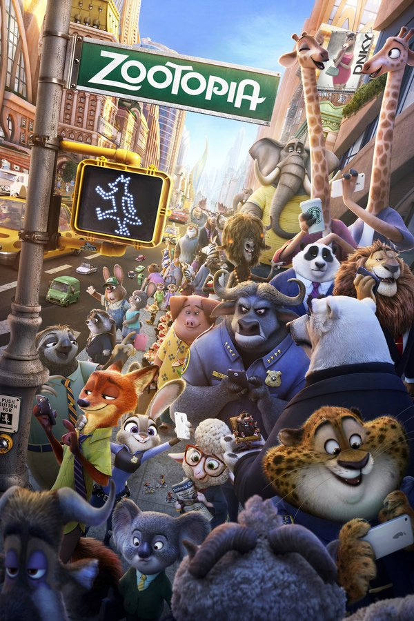 Zootropolis: Město zvířat - Tržby a návštěvnost