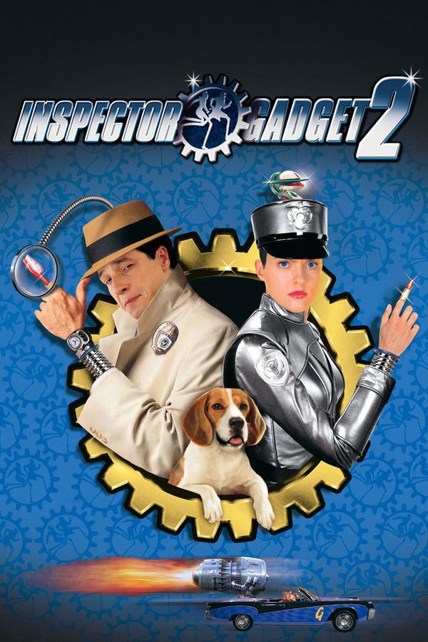 Inspektor Gadget 2 online