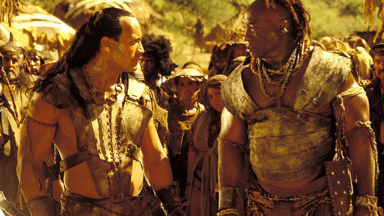 Král Škorpión - Tržby a návštěvnost