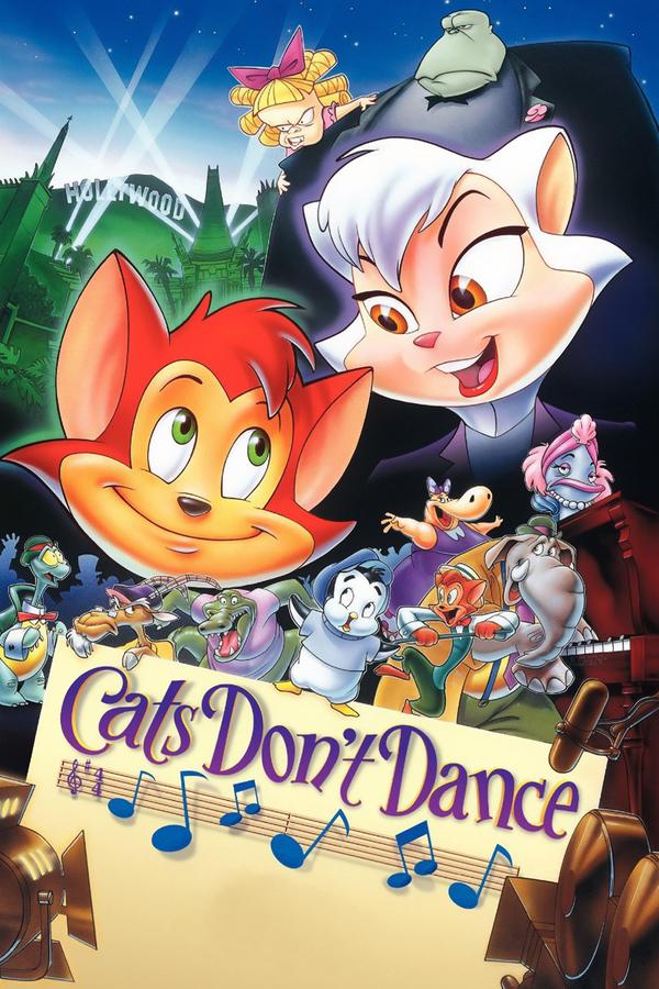 Cats Don't Dance online