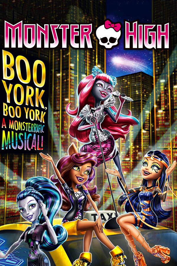 Monster High: Boo York, Boo York online
