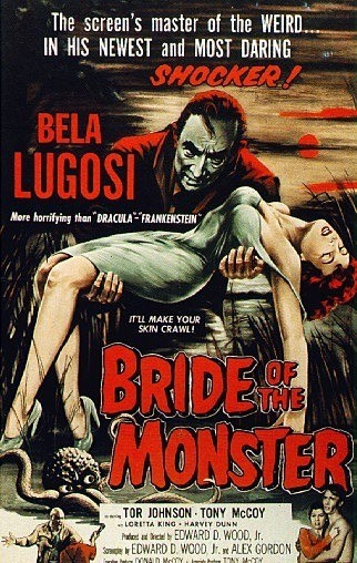 Bride of the Monster online