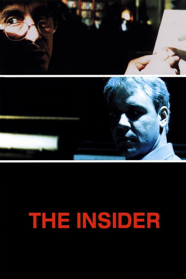 Insider: Muž, který věděl příliš mnoho online