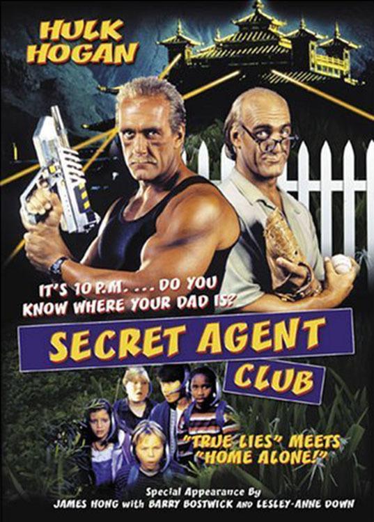 Klub tajných agentů online