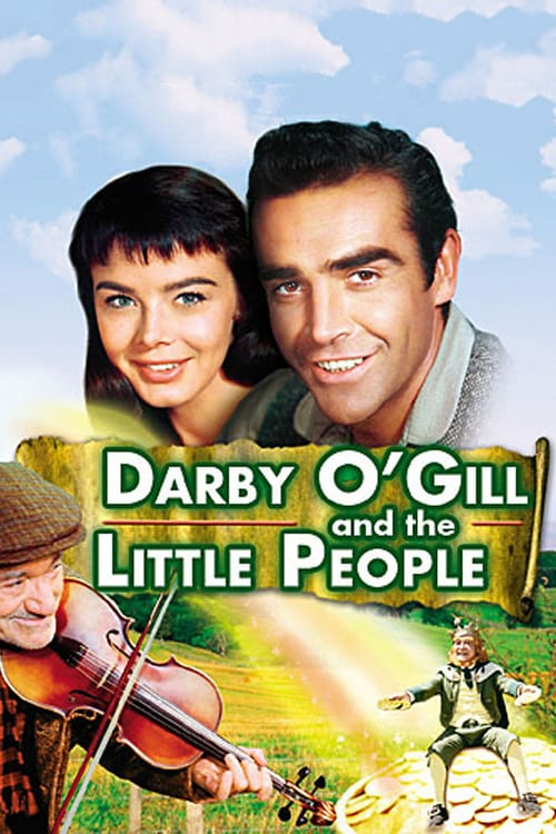 Darby O´Gill and the Little People online
