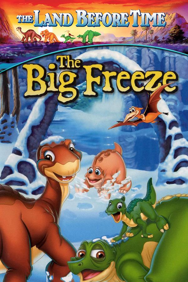 Země dinosaurů 8 - Doba ledová online