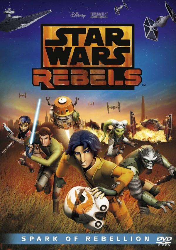 Star Wars Rebels: Spark of Rebellion online