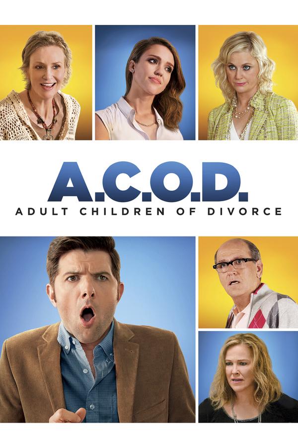 A.C.O.D: Děti rozvedených online