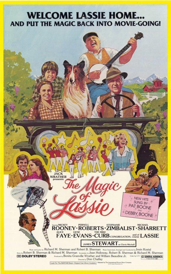 Kouzelná Lassie online