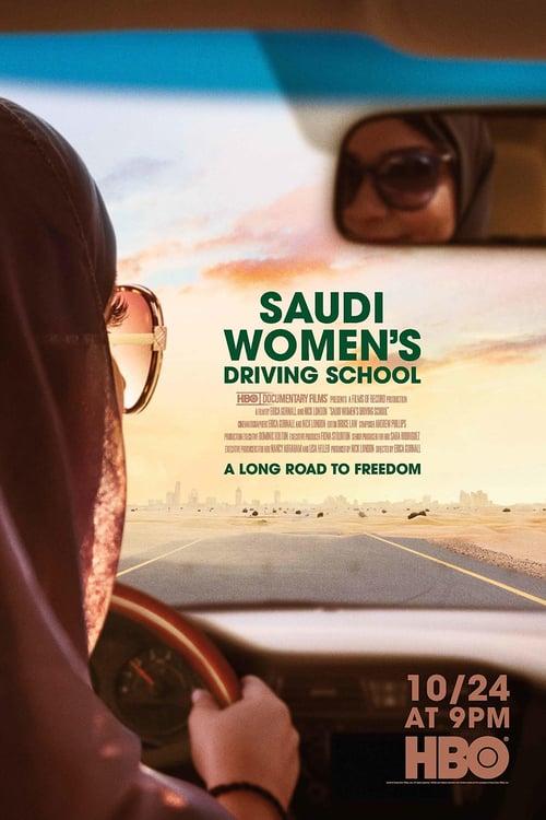 Autoškola pro řidičky v Saúdské Arábii online