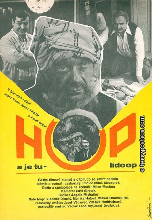 Hop - a je tu lidoop online