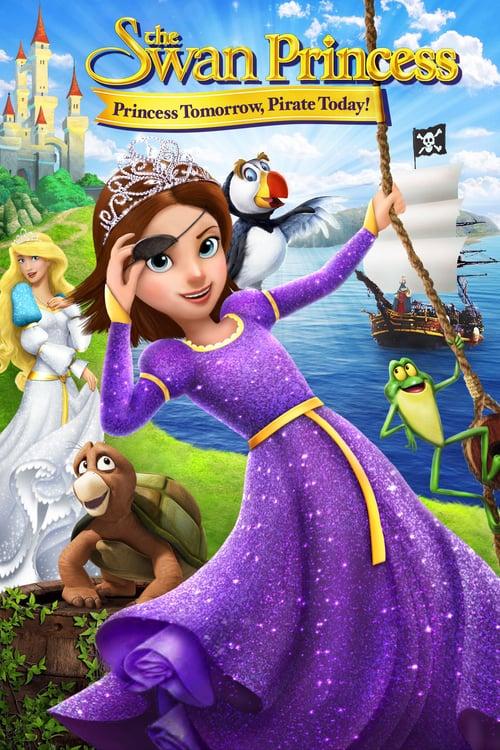 Labutí princezna: Princeznou zítra, dnes pirátem! online