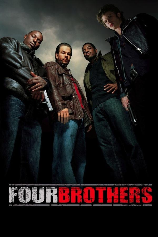Čtyři bratři - Tržby a návštěvnost