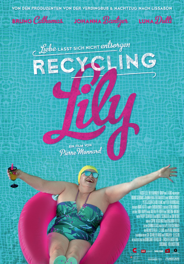 Lily po krk v odpadcích online