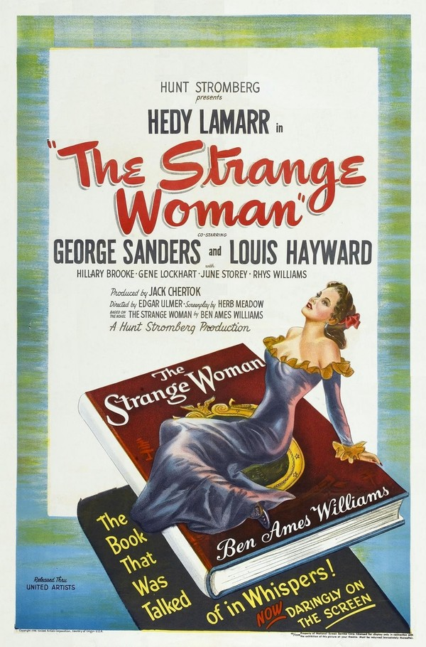 The Strange Woman online