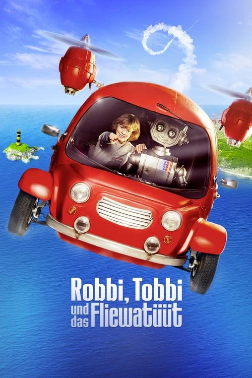 Robby, Toby a létající stroj online